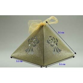 Boite à Gâteaux - Pyramide