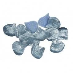 Pétales de Rose Mariage-argent