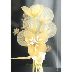 Fleur à Dragées Mariage x12