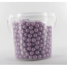 Perles en sucre-Mauve