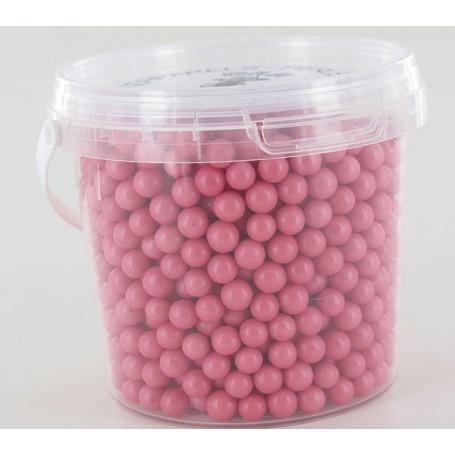 Perles en sucre- Rose