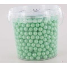 Perles en sucre-Vert