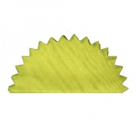 Tulles pour dragée Nacré x25-vert