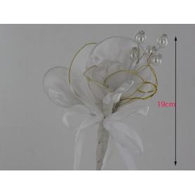 Fleurs à  Dragées-x 12pcs