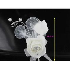 Fleur de dragée mariagex10