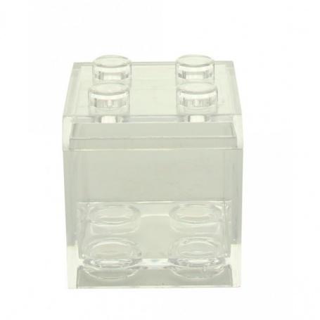 Contenant -Dragees - LEGO- Plexi-Transparent