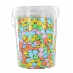 Dragées lentilles Mini pastel-900g