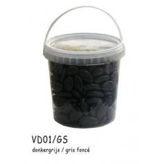 Dragée chocolat Gris foncé-1kg