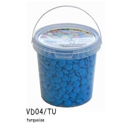 Lentille turquoise