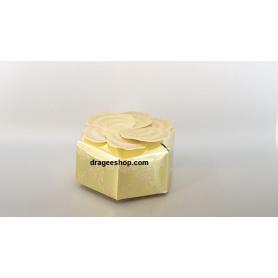 Boîte à gâteaux -Fleurs (F)