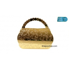Boîtes à gâteaux -sac-or