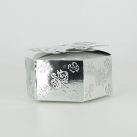 Boîte à gâteaux -Fleurs (A)