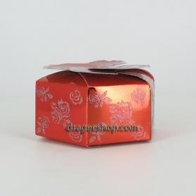 Boîte à gâteaux -Fleurs (R)