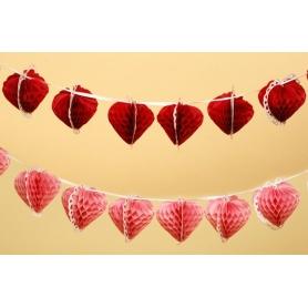 Guirlande coeur