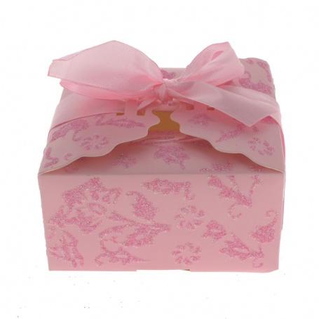Boite à Gâteaux Couleur Rose Achatvente De Contenants à Gâteaux