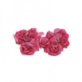 Mini 12 Rose (rose foncé)